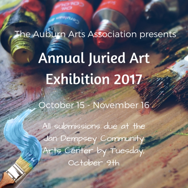 Annual Juried Art Exhibition 2018