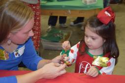 polar express craft