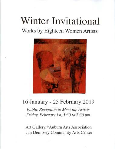 winter invititational poster